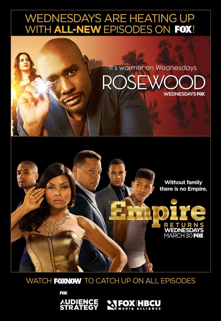 Rosewood, Empire