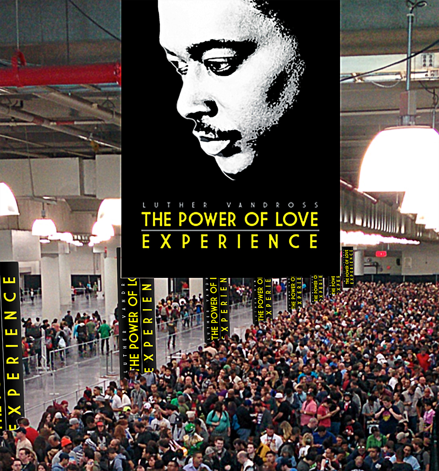 The Power of Love Experience Banners