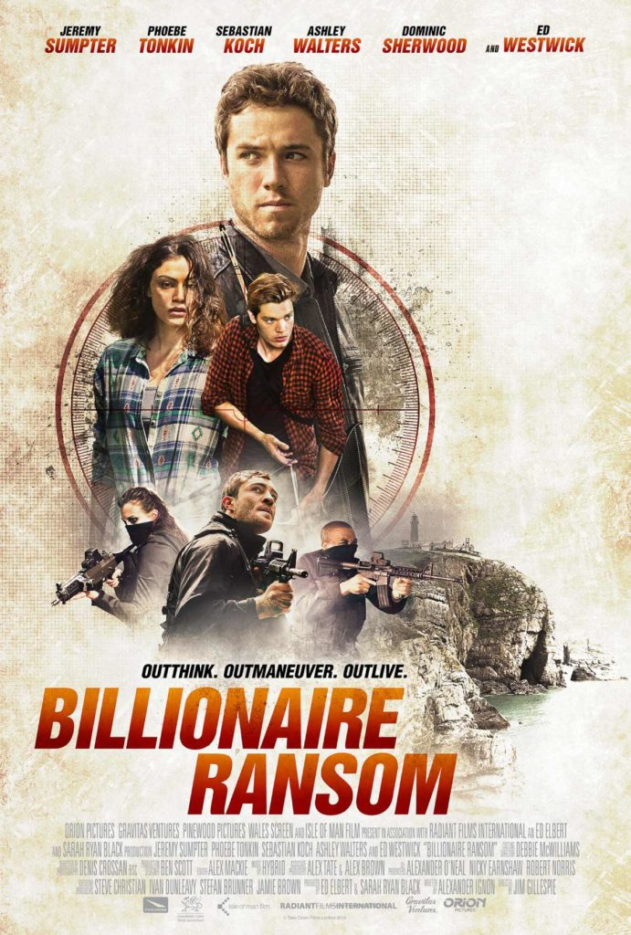 Billionair Ransom Key Art