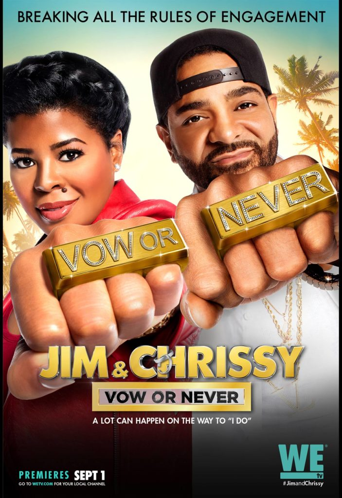 Jim & Chrissy Vow or Never