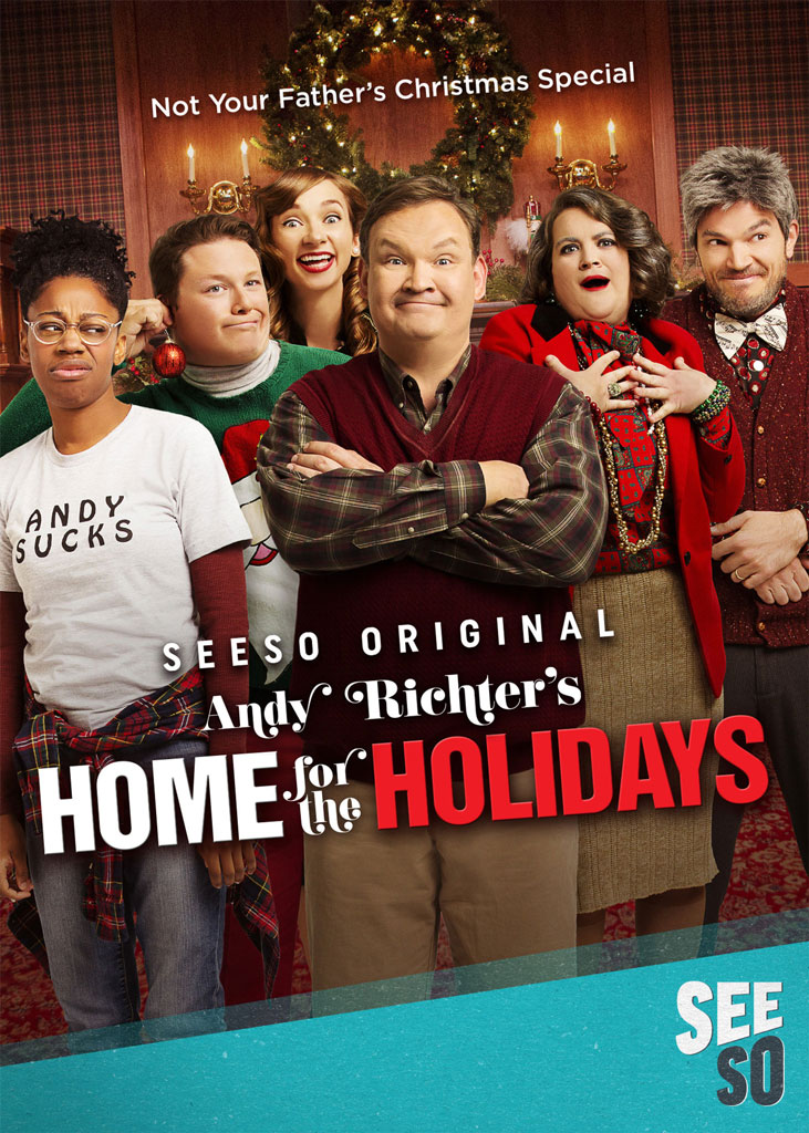 Home For the Holidays with Andy Richter