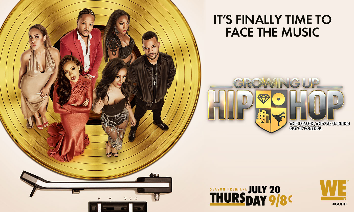 Growing Up Hip Hop Season 3