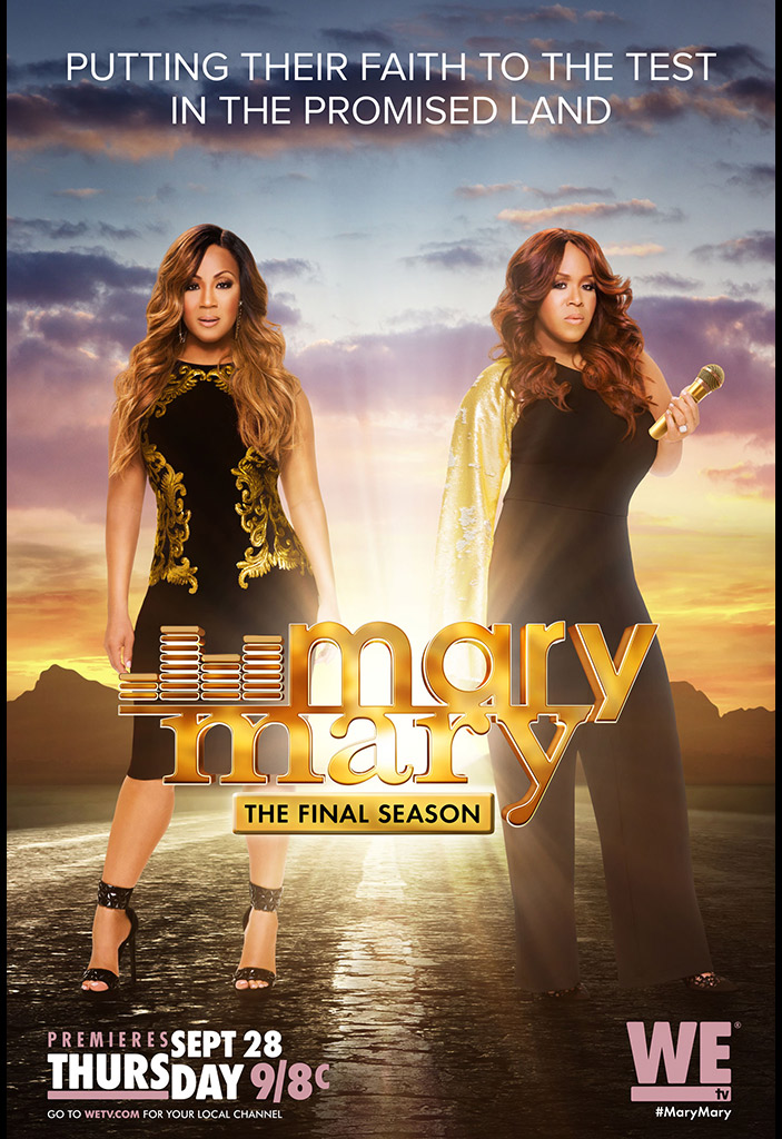 Mary Mary Final season key art